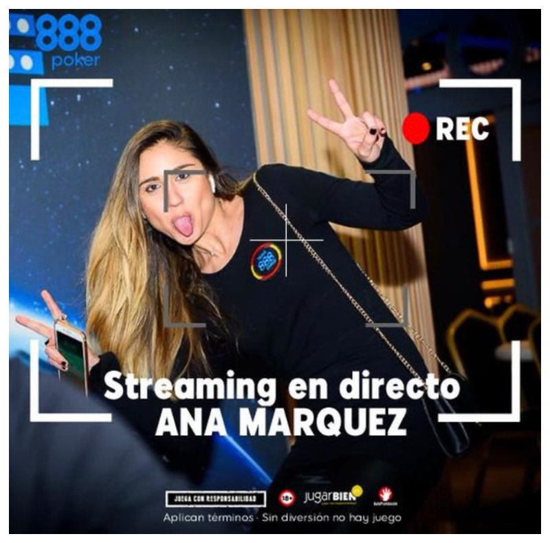 Ana Marquez CNP 888 Online Series