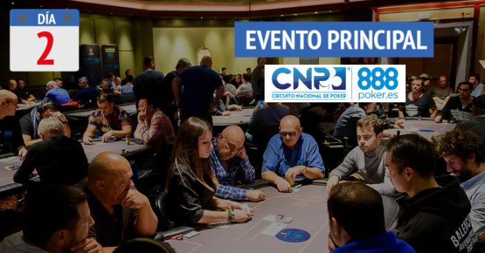 CNP 888 Main Event 2
