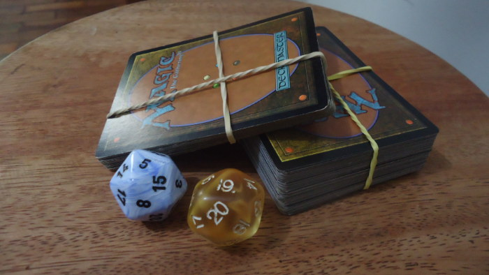 Juegos de Cartas Magic Gathering
