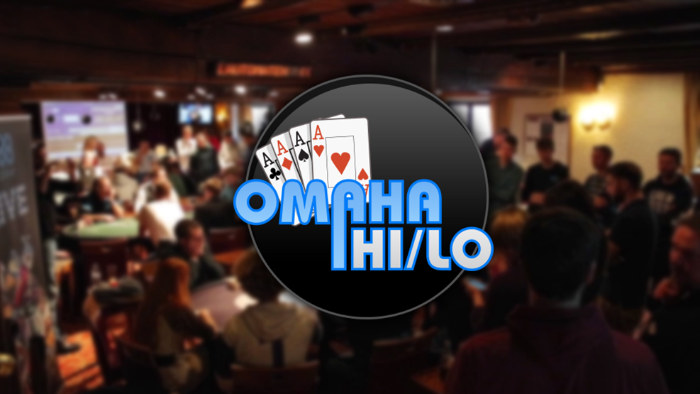 Omaha Hi Lo con Pot Limit