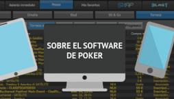 Sobre el software de poker online