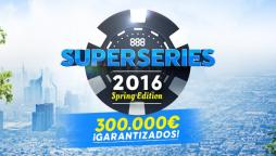 Calendario de las SuperSeries 888 Spring Edition 2016