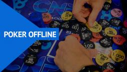 Poker offline o poker en vivo