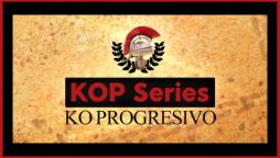 KOP Series: torneos de poker knockout progresivos