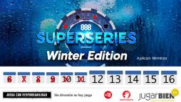 SuperSeries 888 Calendario Winter Edition 2020