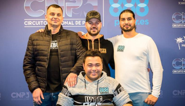 Circuito Cnp : Cnp 888 valencia 2019 evento principal 888 poker