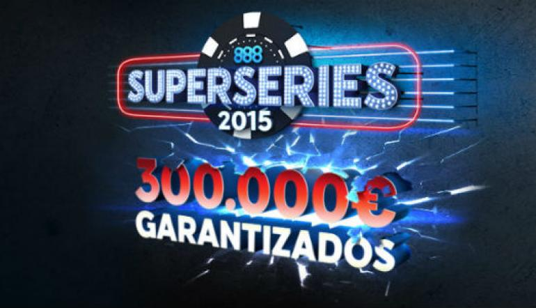 888poker Superseries 2015