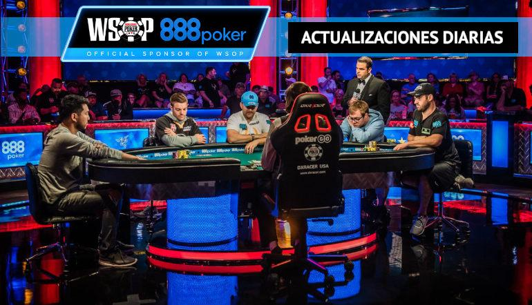World Series of Poker 2019: Main Event
