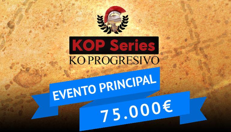 KOP SERIES Main Event