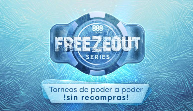 Freezeout Series Torneos de Poker